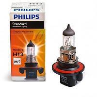 Лампа галогенная Philips H13, 1шт/картон, 9008C1