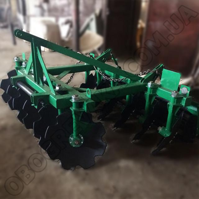 дискова борона трактора