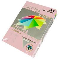 Папір кольоровий 80г/м, А4 500арк. SPECTRA COLOR IT 140 Rose (Пастельний рожевий)