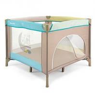 Игровой манеж Milly Mally Crib Fun цвет Blue Safari