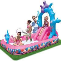 Игровой центр бассейн BestWay 91051 Русалочка