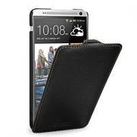 TETDED HTC One Max 803n Leather Flip Black (флип)