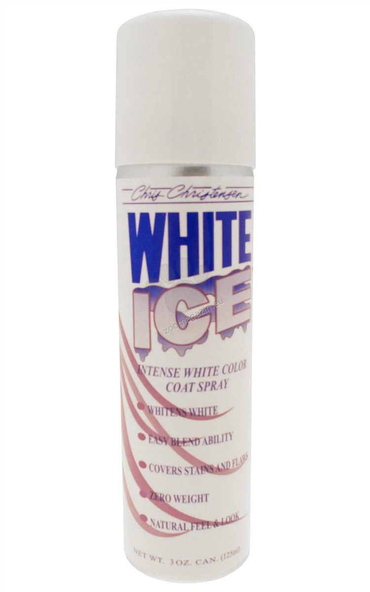 Chris Christensen WHITE ICE Spray 125 мл. - Интернет-магазин zoomarket в Харькове