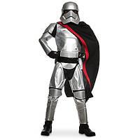 Карнавальный костюм Звездные войны Captain Phasma Costume for Kids - Star Wars The Force Awakens Капитан Фазма