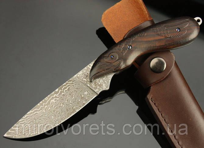 """Нож из многослойной стали """"Eagle"""""""