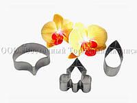 Набор каттеров для мастики - Фаленопсис