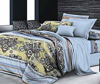 Двухспальное постельное белье Вилюта Ранфорс платинум 12650