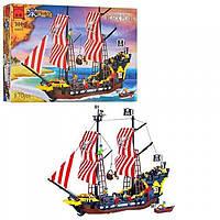 Конструктор BRICK Пиратская серия 308/298783