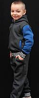 Теплый спортивный костюм для мальчика, фото 1