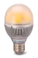 LED лампа диммируемая E27 8W(650Lm) 2800K Viribright (Вирибрайт)