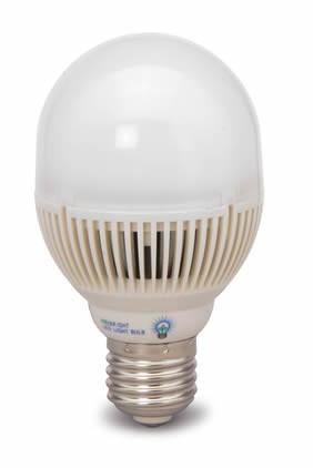 LED лампа E27 5W(360lm) 6000K Viribright (Вирибрайт)