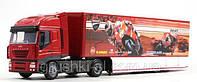 Модель грузовика 1:43 Iveco Stralis Ducati MotoGP
