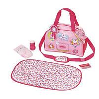 Набор сумка с аксессуарами для пупса Baby born Zapf Creation 822227