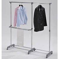 Стойка для одежды раздвижная «W-41»