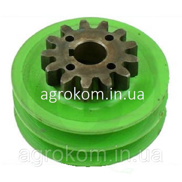 Шкив комплектный привода горки пальцевой 564460030 Anna