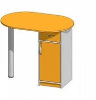 Стіл для аптеки (900х600х750 мм)