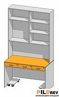 Стол для аптеки (1200х600х2184 мм)