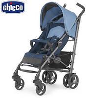 Прогулочная коляска-трость Chicco Lite Way Top Blue
