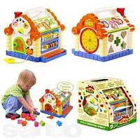 Развивающая игрушка Теремок-сортер 9196