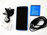 "Смартфон Samsung K2 4,6"" 4 Ядра 2 SIM 5мп Android 4.2 Голубой"