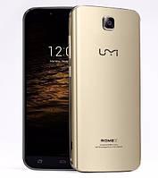 """Смартфон Umi Rome X Gold 1gb\8gb 5.5""""Quad Core"""