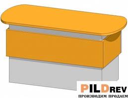 Стол для аптеки (900х400х466 мм)