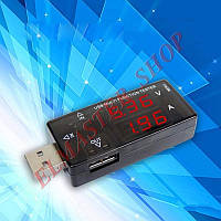 USB измеритель емкости, тока, напряжения вольтметр, амперметр, емкостеметр с Micro USB входом