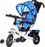 Трехколесный велосипед Lexx Trike колеса резина Air QAT-017