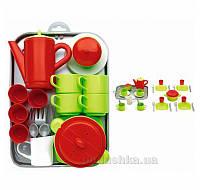 Игровой набор посуды Chef-Cook Ecoiffier 000972