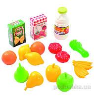 Детский набор овощей в сетке Ecoiffier 000951