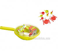 Игровой набор посуды со сковородой Ecoiffier 000973