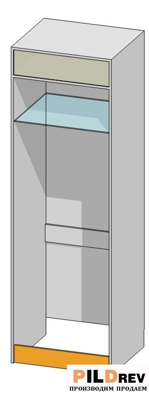 Каркас для холодильника (700х650х2184)