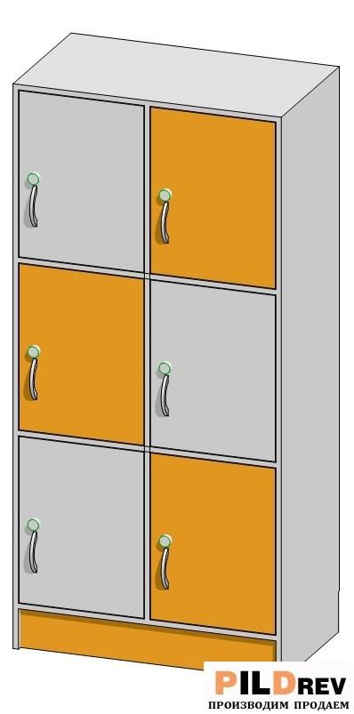 Сумочная для аптеки (800х450х1672мм)