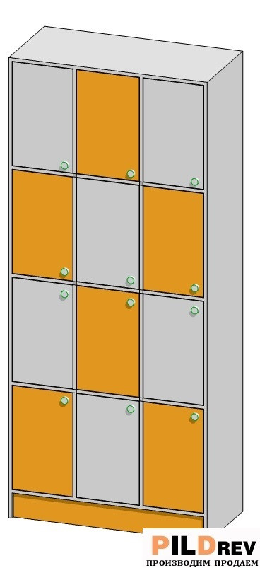 Сумочная для аптеки (950х450х2184мм)