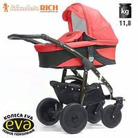 Универсальная коляска 2в1 Kinder Rich Fox 2014