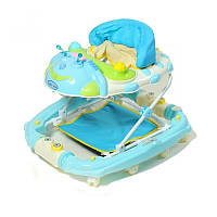 Ходунки детские с качалкой Baby Tilly 22188 BLUE