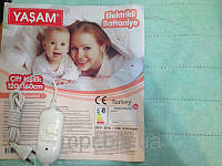 Электропростынь двухспальная 120*160 Турция-Австрия (Yasam)