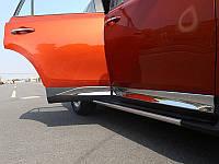 Молдинг на двери Toyota RAV4 2013+ (BKT-RV-D34)