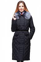 Пальто женское зимние молодежное Sesils Пальто больших размеров