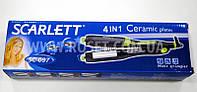 Щипцы для волос с керамическими пластинами 4в1 - Scarlett SC-097