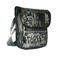 Молодежная сумка Grizzly ММ-240-2 графит