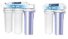 Системы очистки воды под мойку с краном