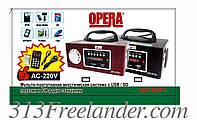 Радиоприемник — портативная акустика Opera OP-8701. Только ОПТОМ! В наличии!Лучшая цена!, фото 1