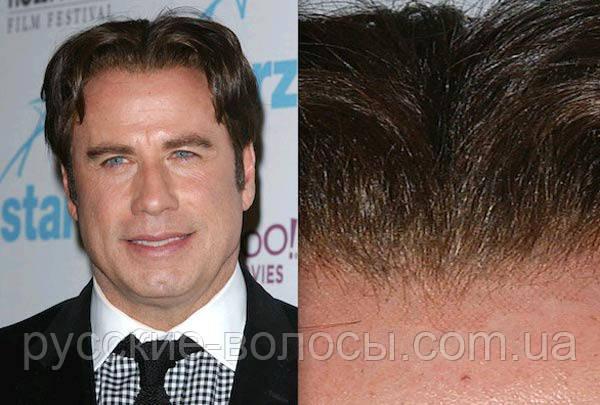 Парик мужской из натуральных волос купить
