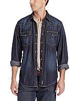 Джинсовая рубашка Wrangler Retro Woven Shirt