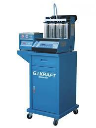 Установка для диагностики и чистки форсунок (6 форсунок, тележка, ультразвуковая ванна G.I.Kraft GI19112