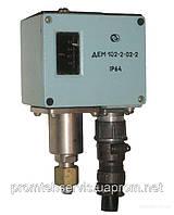 Датчик-реле разности давлений ДЕМ102-1-05-2