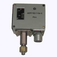 Датчик-реле разности давлений ДЕМ102-1-06-2
