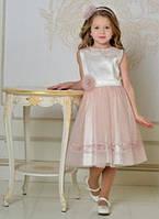 Роскошное праздничное платье для девочки Viani МД 170\2 Размер 3-4 лет