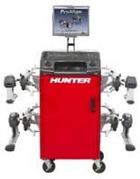 Стенд для регулировки развала-схождения технология CCD HUNTER (PA130E+DSP706)